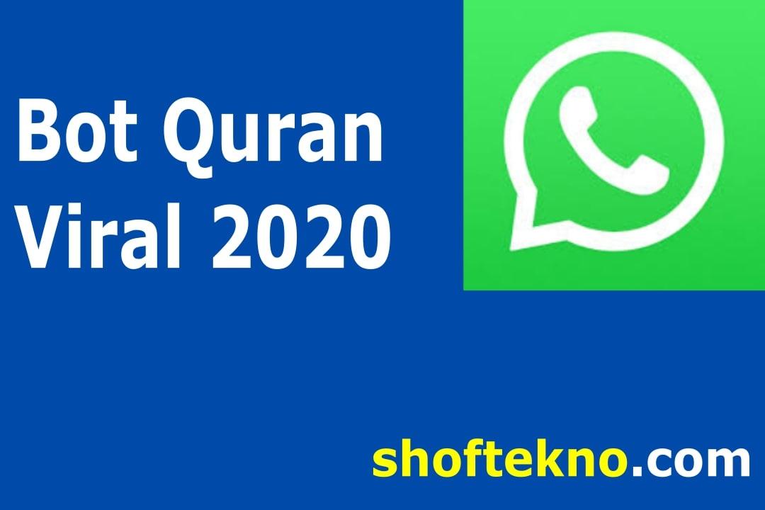 bot quran whatsapp 2020