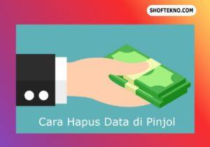 cara menghapus data di pinjaman online