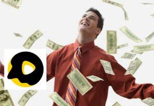 cara menarik uang snack video