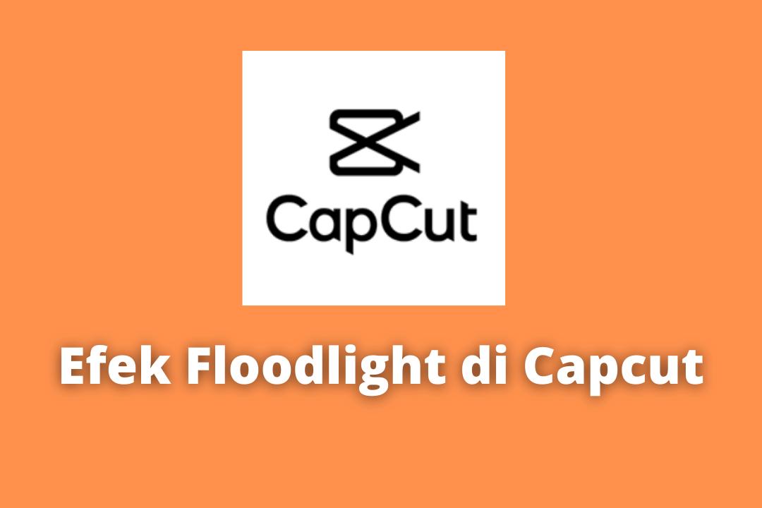 Efek Floodlight di Capcut