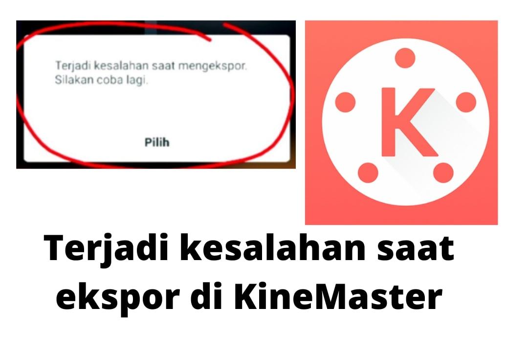 kinemaster error
