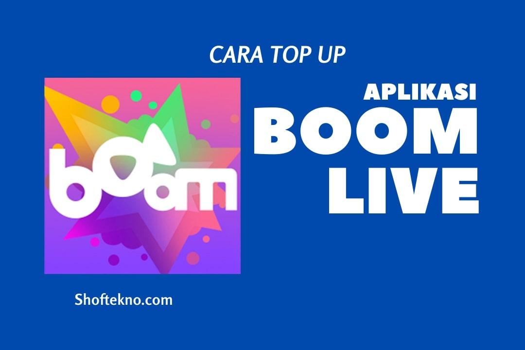 cara top up boom live